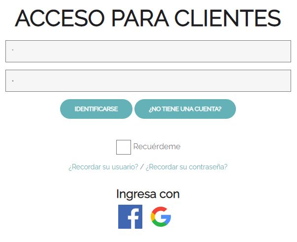 Acceso para clientes Translations Universe