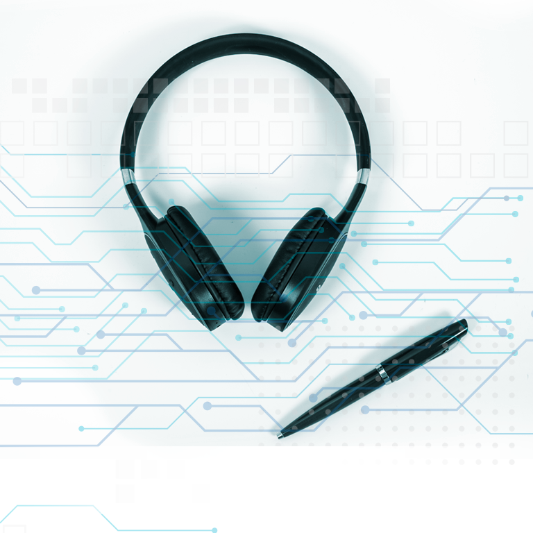 audio transcription service