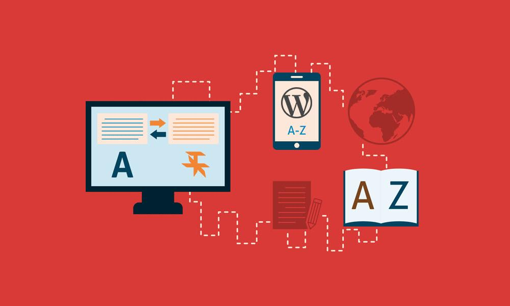 Wordpress themes and plug in translation